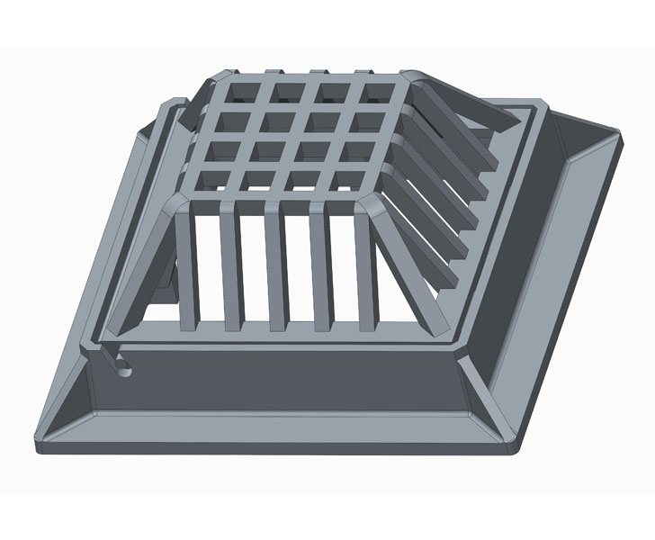 Catch Basin Beehive Grate